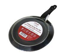 Venta Pro Chef Conjunto de 2 piezas de Sartén Sartén de acero al carbono