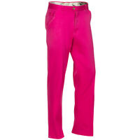 Pink Ticket Golf Trousers By Royal & Awesome Funky Loud Bright Golf Slacks Pants