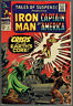 TALES OF SUSPENSE  87  VF/8.0  -  Iron Man vs Mole Man!