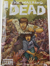 SDCC The Walking Dead #1 Escape Variant Exclusive Comic Book Image Kirkman Moore