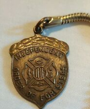 Vintage Independent Order Of Foresters Fob