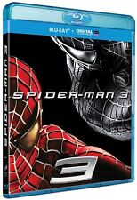 SPIDER-MAN 3 - SAM RAIMI - 2007 - BLU-RAY - NEUF NEW NEU
