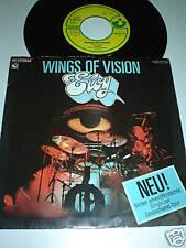 "ELOY Wings of Vision - GERMANY 7"" Single krautrock TOUR"