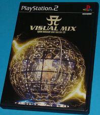 Ayumi Hamasaki - A Visual Mix - Sony Playstation 2 PS2 Japan - JAP
