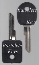 Key Blank Set Fits Many Chevrolet Car Models
