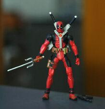 """X MEN Universe Super Heros Marvel Deadpool 3/4 3.75"""" Loose Auction Figures ZX308"""