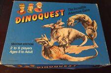 Dinoquest Board Game 1989 (Kids Dino Quest) *Read Description*