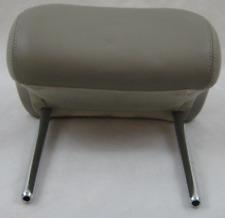 2000-2002 JAGUAR S TYPE REAR BACK SEAT LEATHER HEAD REST OEM