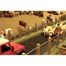 BRUSHWOOD BT2092 Authentic Stock Fencing - 1:32 Farm Toys