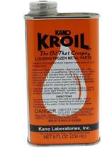 Kano Kroil Penetrating Oil 8 Oz (1/2 Pint)The Best Gun Oil-1 Can