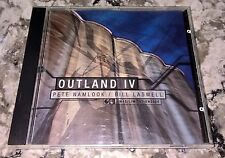 "Pete Namlook & Bill Laswell - ""Outland IV"" - Fax Records - ambient/dub"