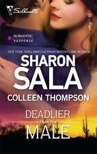 Deadlier Than the Male: The Fiercest HeartLethal Lessons (Silhouette Romantic Su