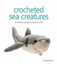 Crocheted Sea Creatures: A Collection of Marine Mates to Make (Paperback or Soft