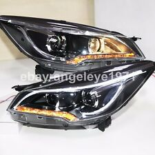 2013-2015 Year For FORD KUGA Escape LED Headlights LED Turn Lights TLZ