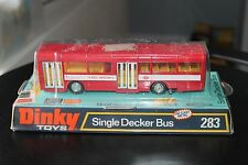 DINKY TOYS 283 * SINGLE DECKER BUS * OVP * TOP