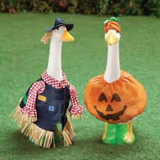 Goose Outfit Plastic Garden Décor 23' Free Shipping