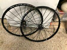 "Mavic Crossmax Mountain Bike Wheel Set - 26"" tubeless"