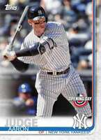 Aaron Judge 2019 Topps Opening Day #15 Yankees