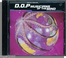 D.O.P. - Musicians of the Mind - New 12 Track 1992 Dance CD! 70+ Minutes!