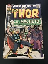 Journey Into Mystery #109, GD 2.0, 1st Meeting Between Thor and Magneto