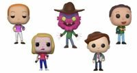 Funko POP! Rick and Morty Wave 3 Summer Beth Jerry Scary Terry Lawyer Morty