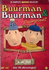 Buurman & Buurman : Compleet (8 DVD)
