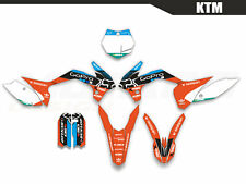 Motard graphics kit for KTM SX 85 2013 2014 2015 2016 2017 Motocross MX dirtbike