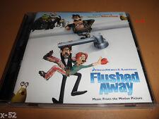 FLUSHED AWAY soundtrack CD billu idol FATBOY SLIM tom jones HUGH JACKMAN sings