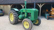 John Deere Antique Tractors