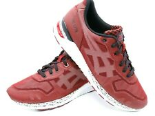 Asics Mens Gel-Lyte Speed Shoes Tango Red//White H641N