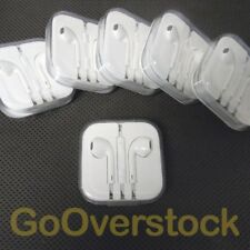 NEW Genuine Apple  iPhone Earpods, Earbuds, Early Type with the 3.5mm Audio Plug