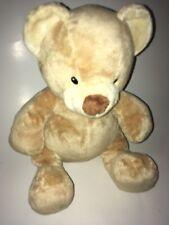 "Build A Bear Brown Allergy And Asthma Friendly  Bear 16"" Plush Stuffed Animal"