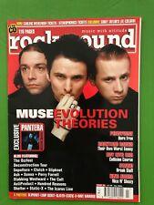 Rock Sound July 2001. Muse King Adora Pennywise Pantera Slipknot