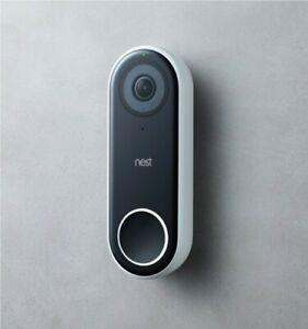 Google Nest Hello Smart Doorbell- NC5100US