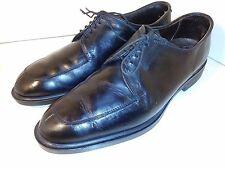 """Allen Edmonds Men's Shoes """"Ashton Derby Orthotic"""" Oxfords Black Size 11 D"""