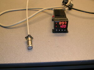 Omega CNiTH-i16D33-5 CONTROLLER,Temperature, RH Input, W ITHP-2 Temp Rh Sensor