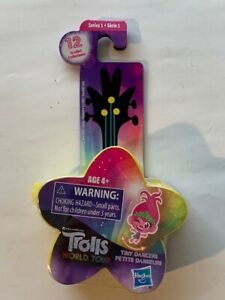 Trolls World Tour Tiny Dancers 3 x Lot Bundle