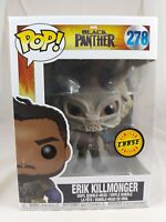 Marvel Funko Pop - Erik Killmonger (Chase) - Black Panther - No. 278