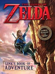 Link s Book of Adventure  Nintendo   The Legend of Zelda