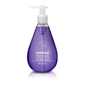Method Gel Hand Soap, French Lavender, 12 Ounce Pack 6