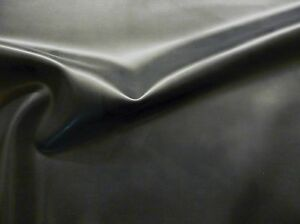 Latex Rubber Sheet, 0.45mm Thick, 2m x 2.5m, 78 x 97 inches,Black,Slight Seconds