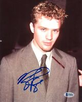 RYAN PHILLIPPE SIGNED AUTOGRAPHED 8x10 PHOTO YOUNG VERY RARE BECKETT BAS