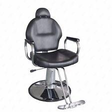 Hydraulic Reclining Barber Chair Salon Hair Styling Beauty Spa Shampoo Equipment
