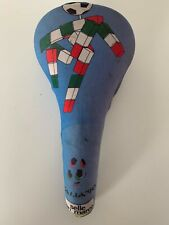 Couvre-Selle SAN MARCO Italia 90 Football World Cup Edition (Saddle) Seat Cover