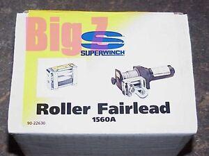 Genuine Superwinch Roller Fairlead EX1 X1 X2 X3 1560A