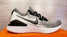 Nike Epic React Flyknit 2 Black White Oreo Fashion Sneakers BQ8928-101 Pick Size