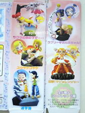 Organic Pretty Witchy Doremi Figure Collection Special Clear Color Ver Set of 5