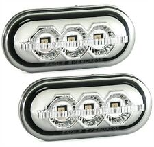 2 CLIGNOTANTS LATERAUX CHROME A LED RENAULT KANGOO Rapid 1.5 dCi
