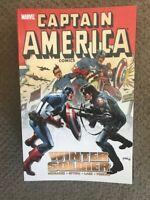 Captain America: Winter Solderier Volume 2 TPB Ed Brubaker Bucky