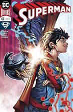 Superman #43 Variant Dc Nm